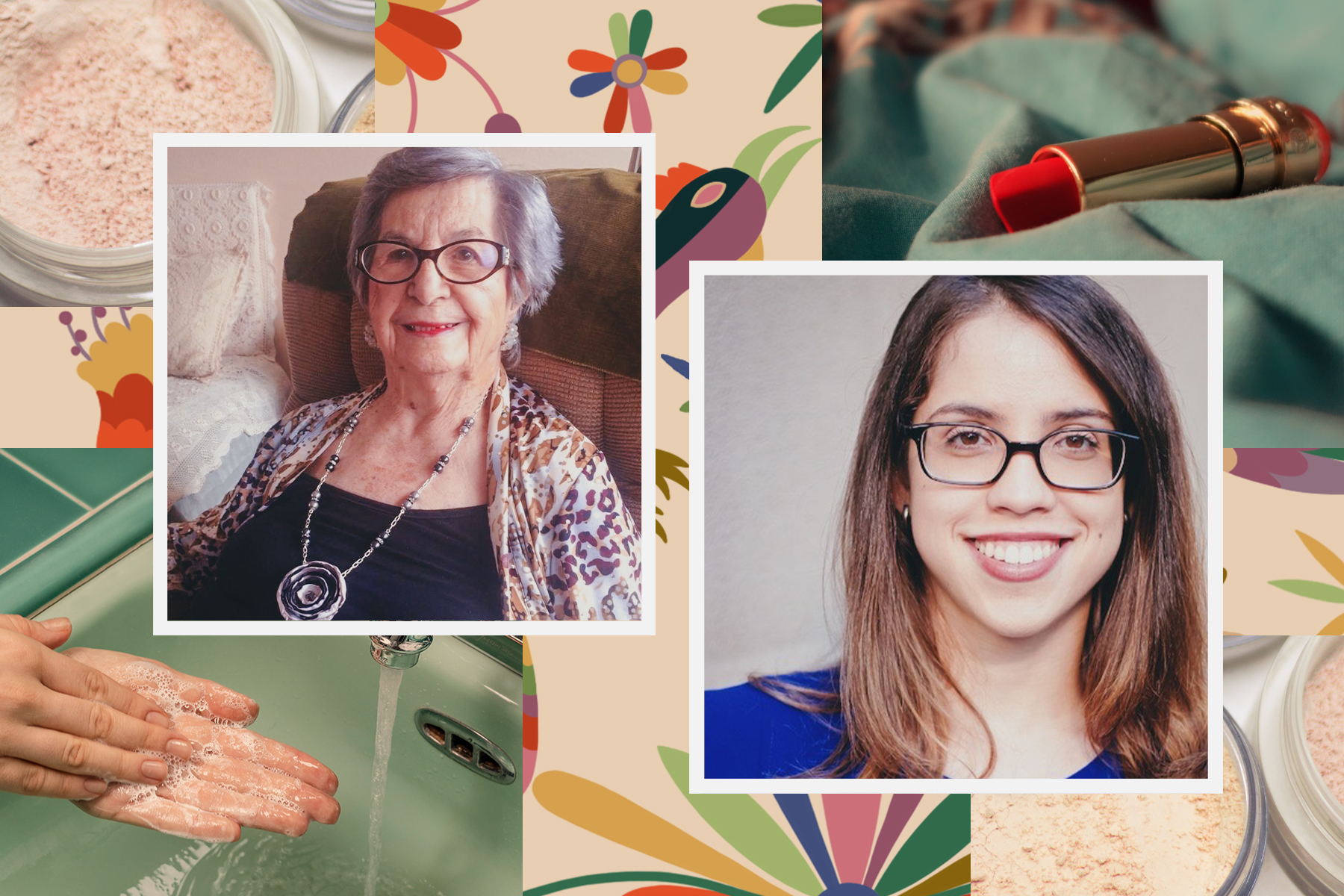 abuela beauty trends, abuela beauty tips