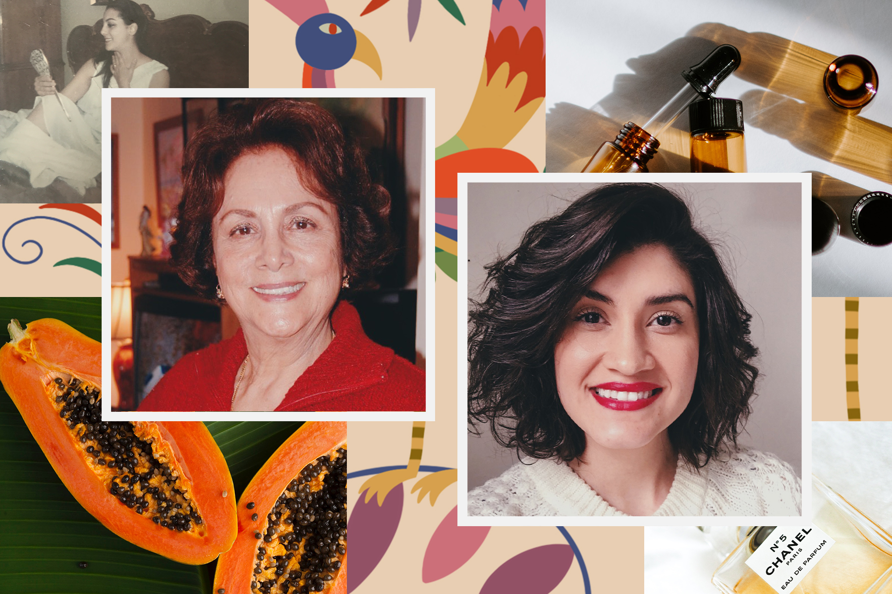 abuela beauty trends, abuela beauty tips