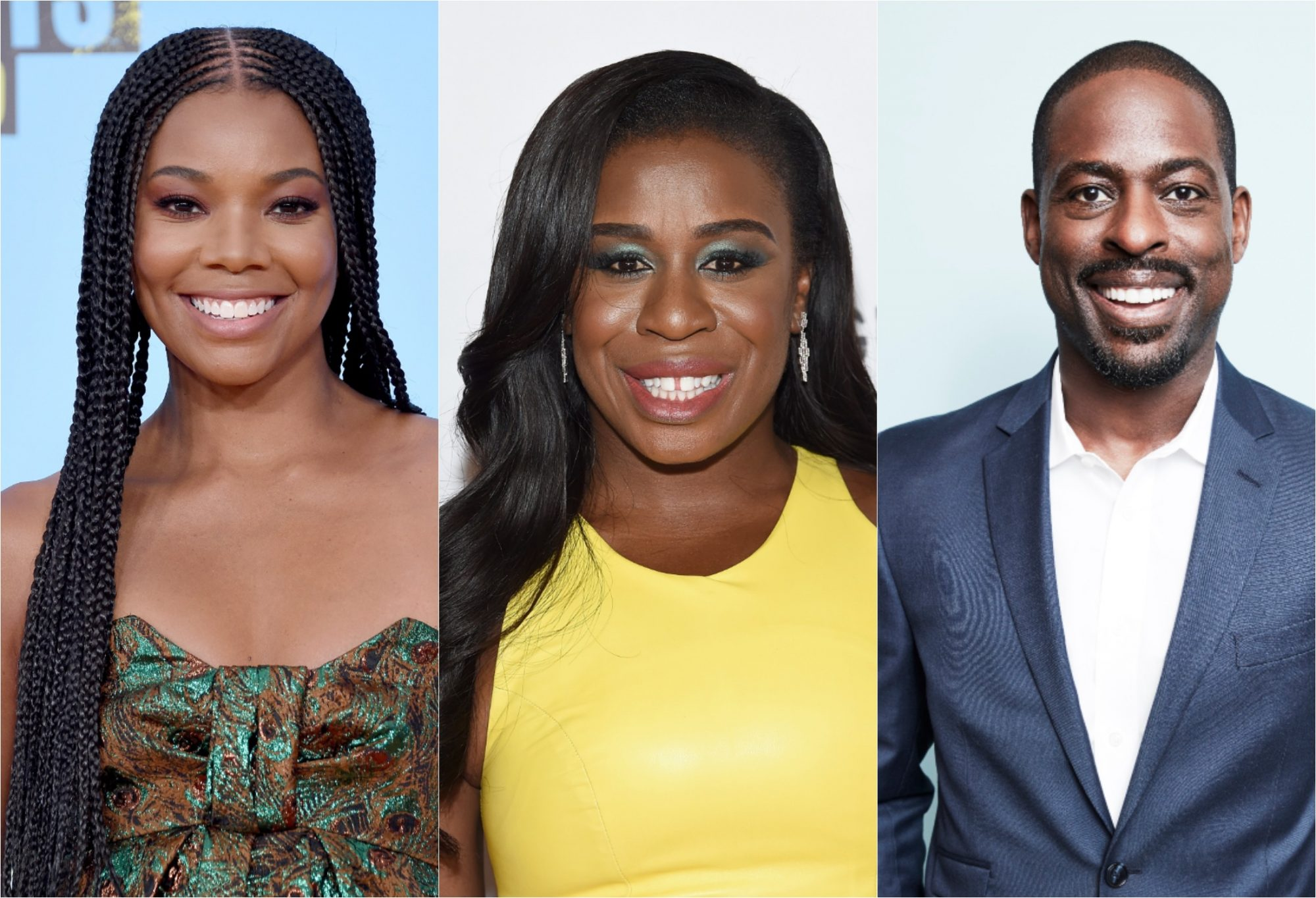 gabrielle union friends table read cast