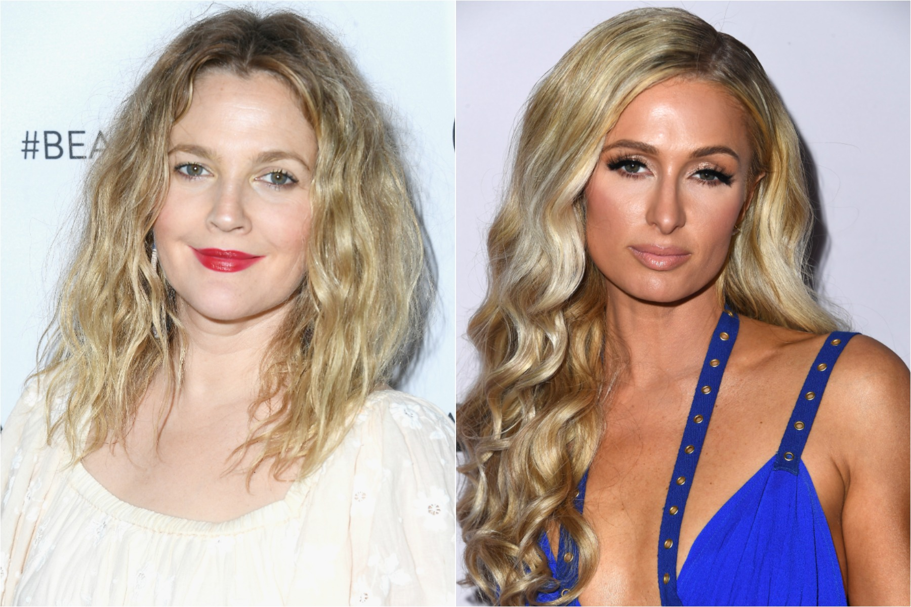 drew barrymore and paris hilton solitary confinment