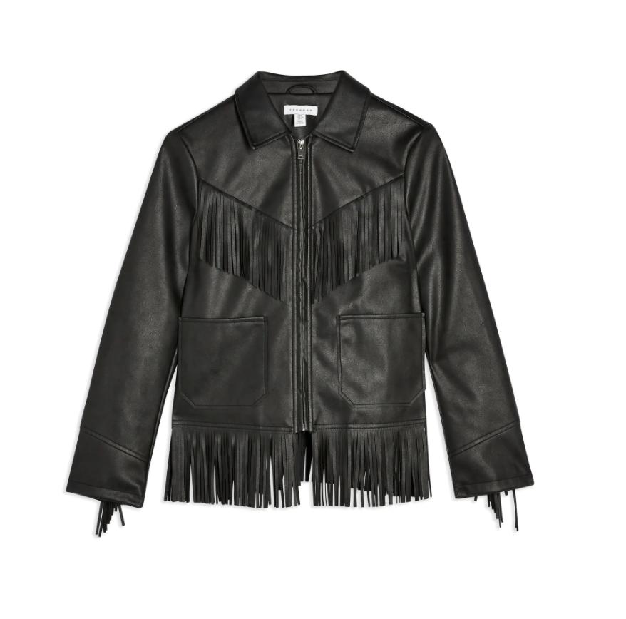 leather jacket ideas