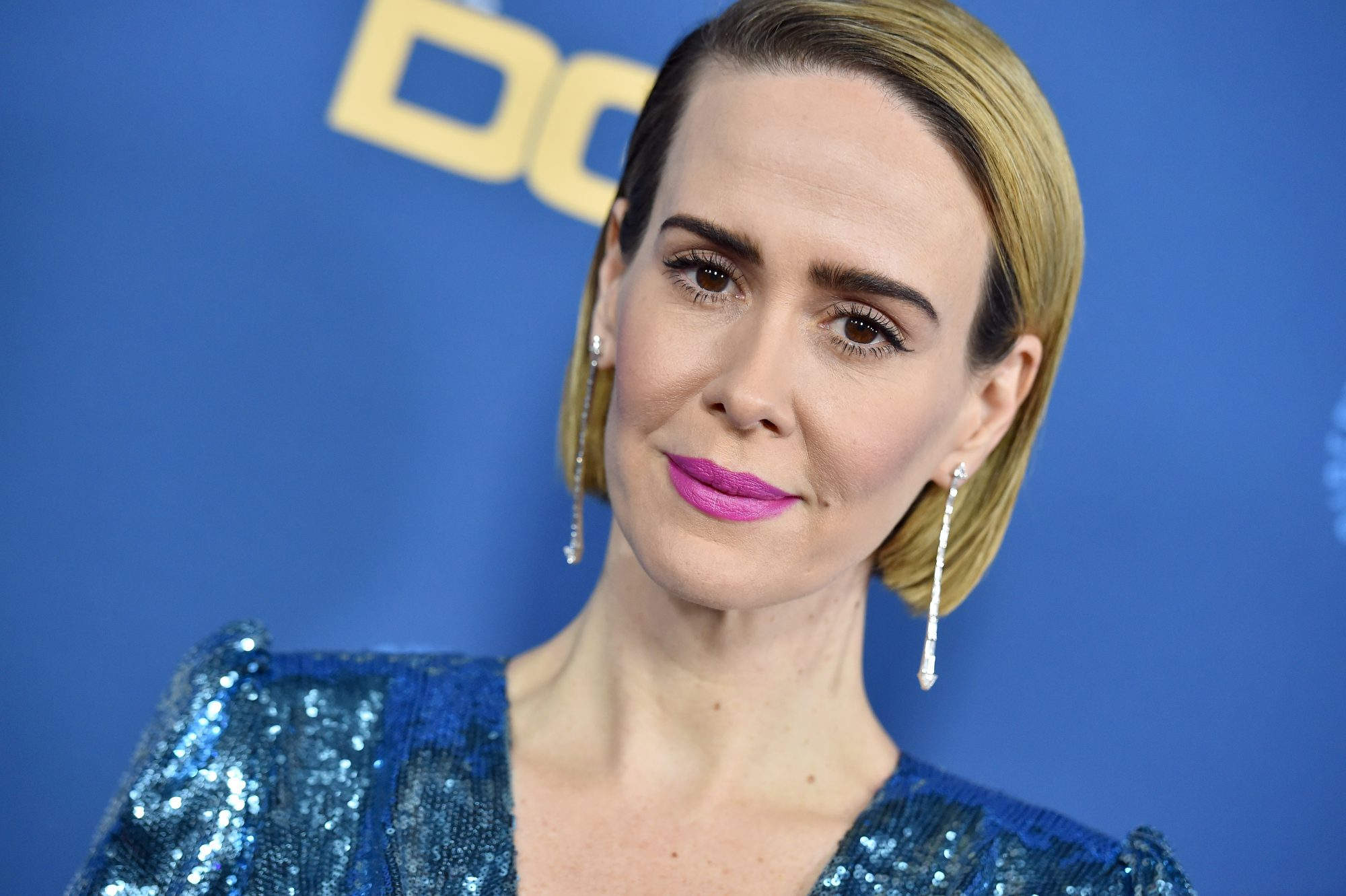 sarah paulson girlfriend holland taylor