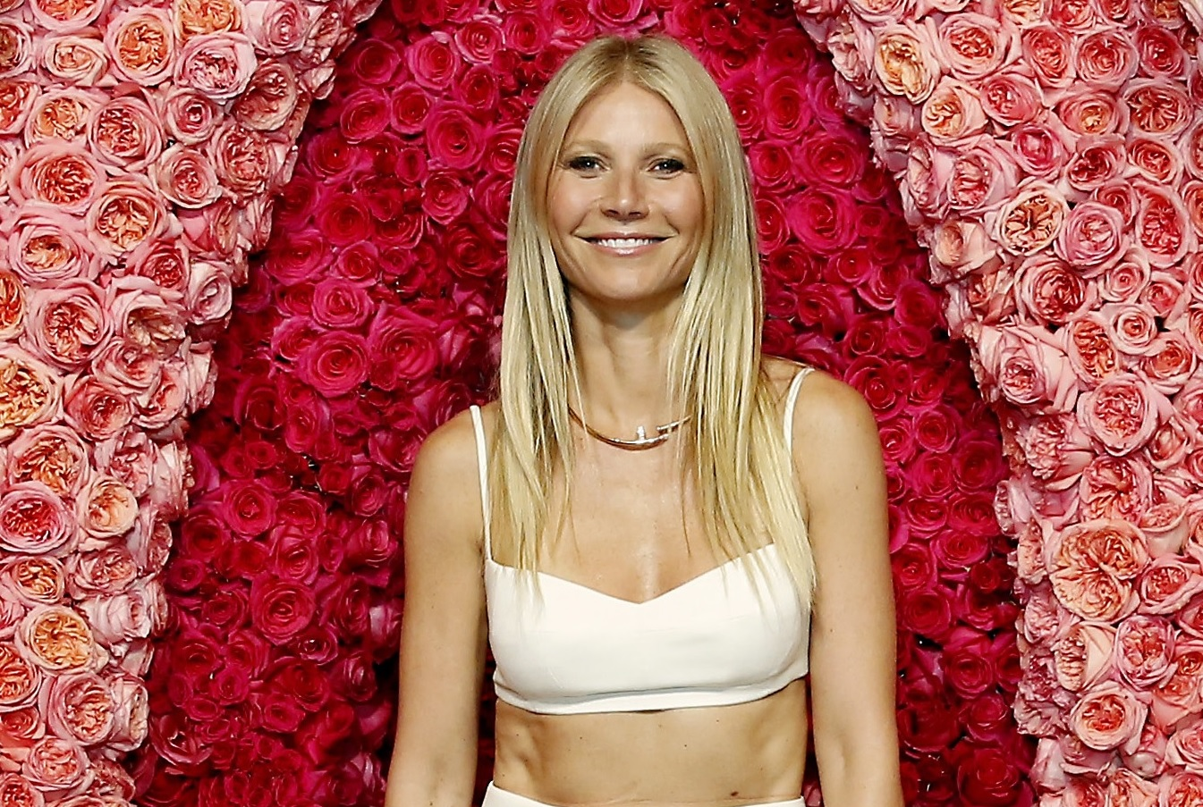 gwyneth paltrow birthday suit pic