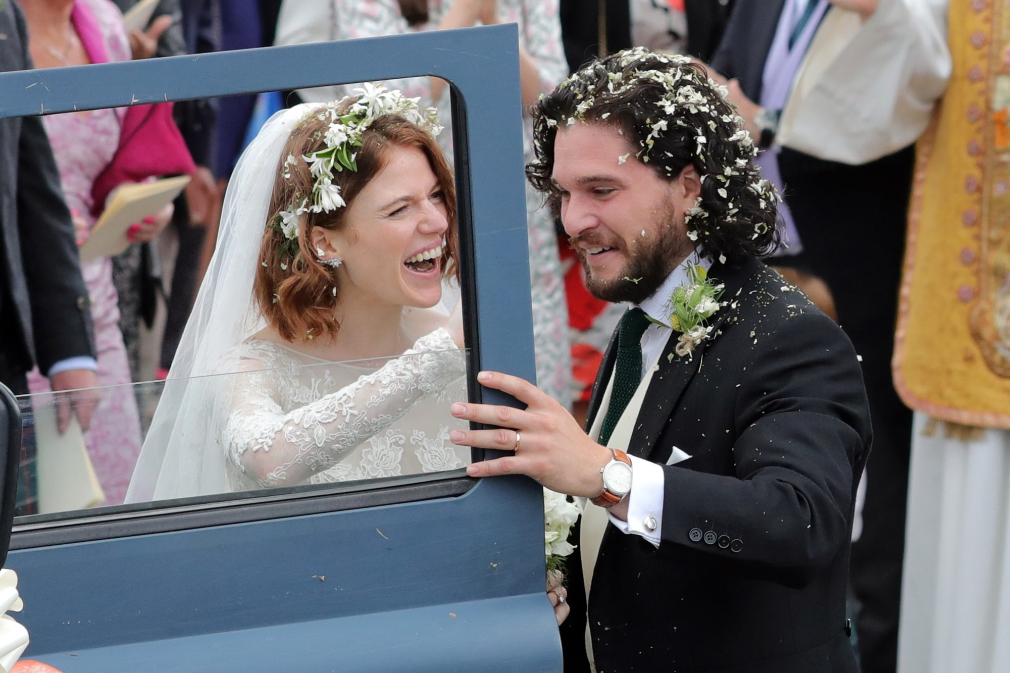 rose leslie pregnant husband kit harington