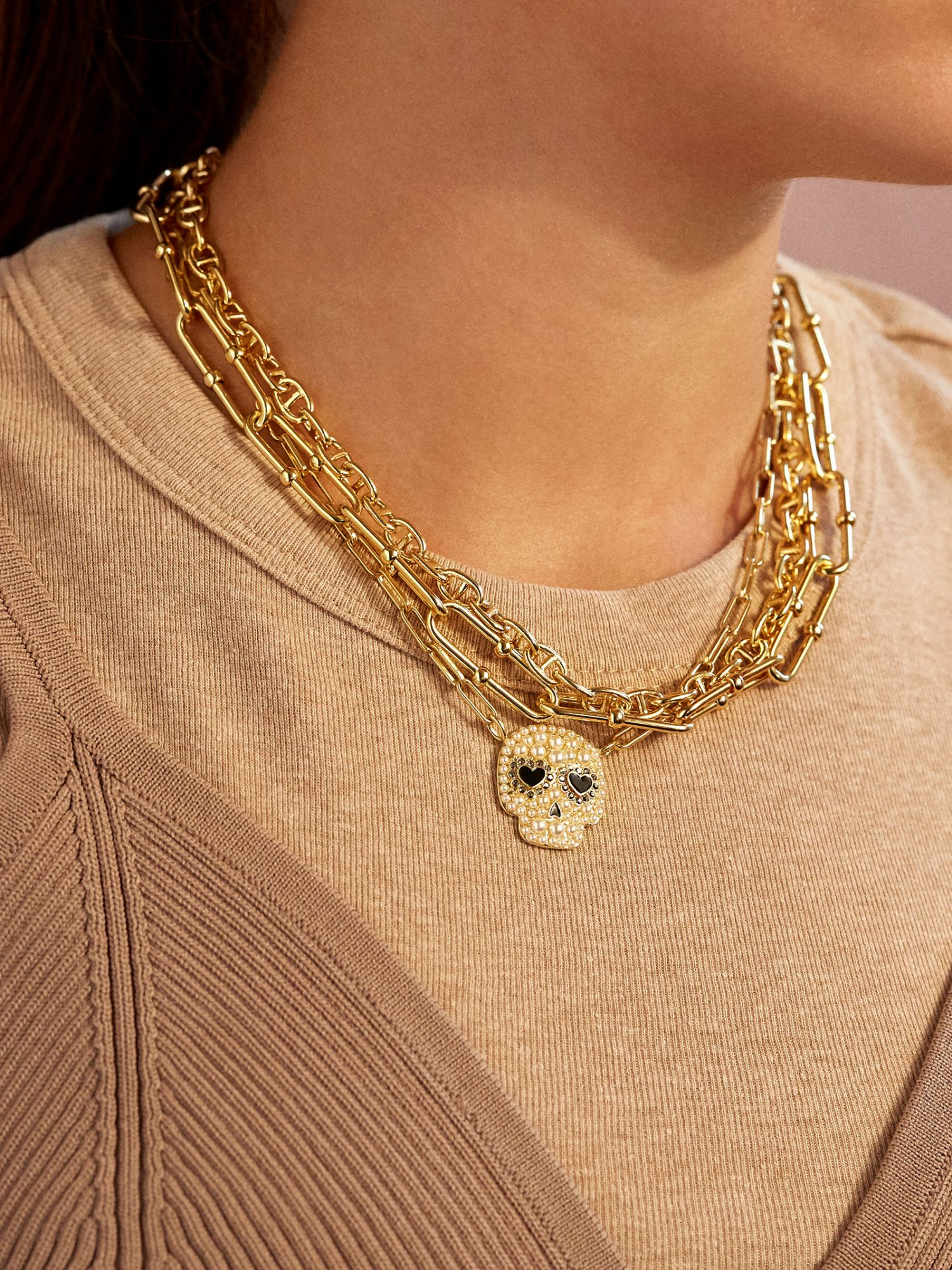 baublebar halloween necklace
