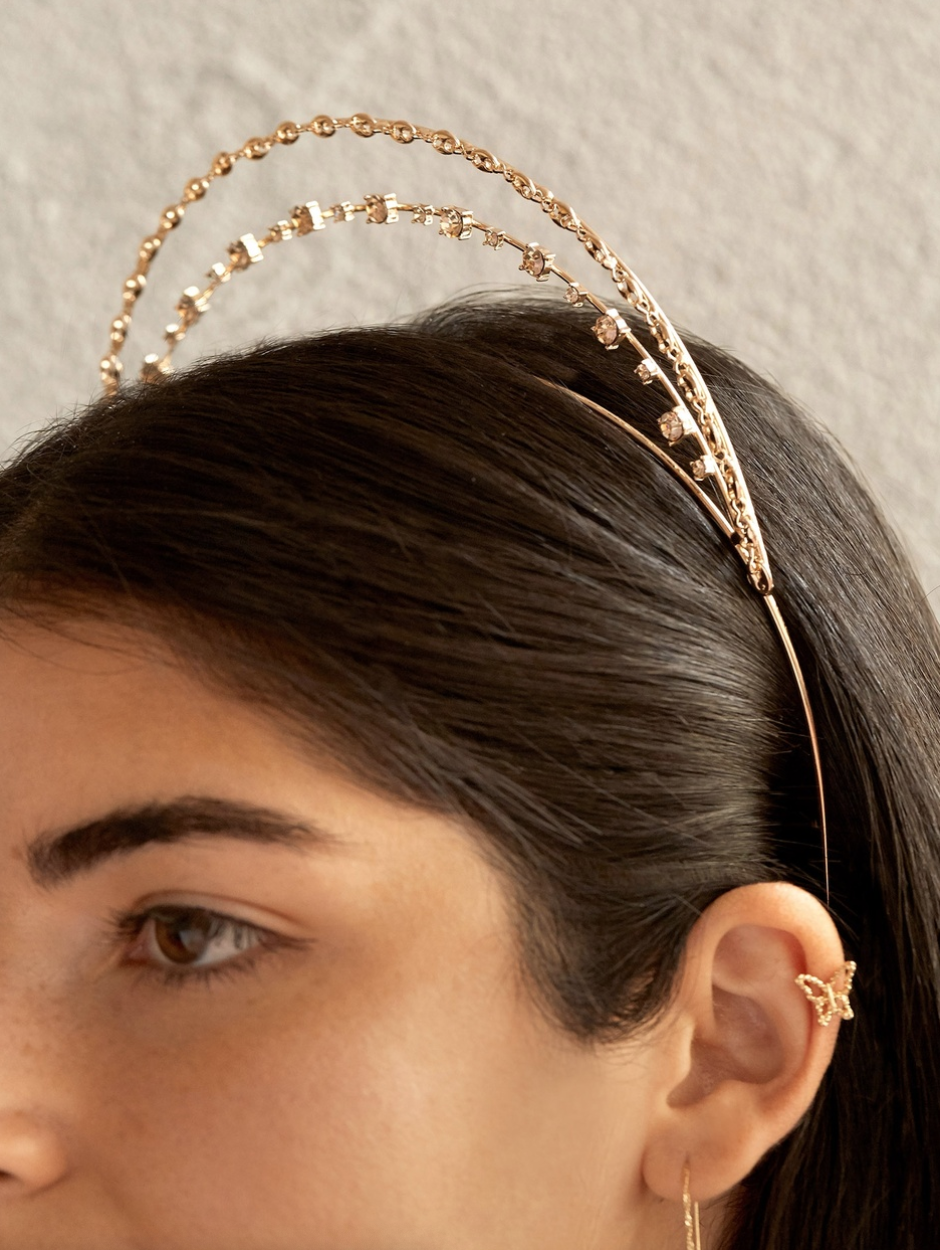 baublebar halloween headband angel halo