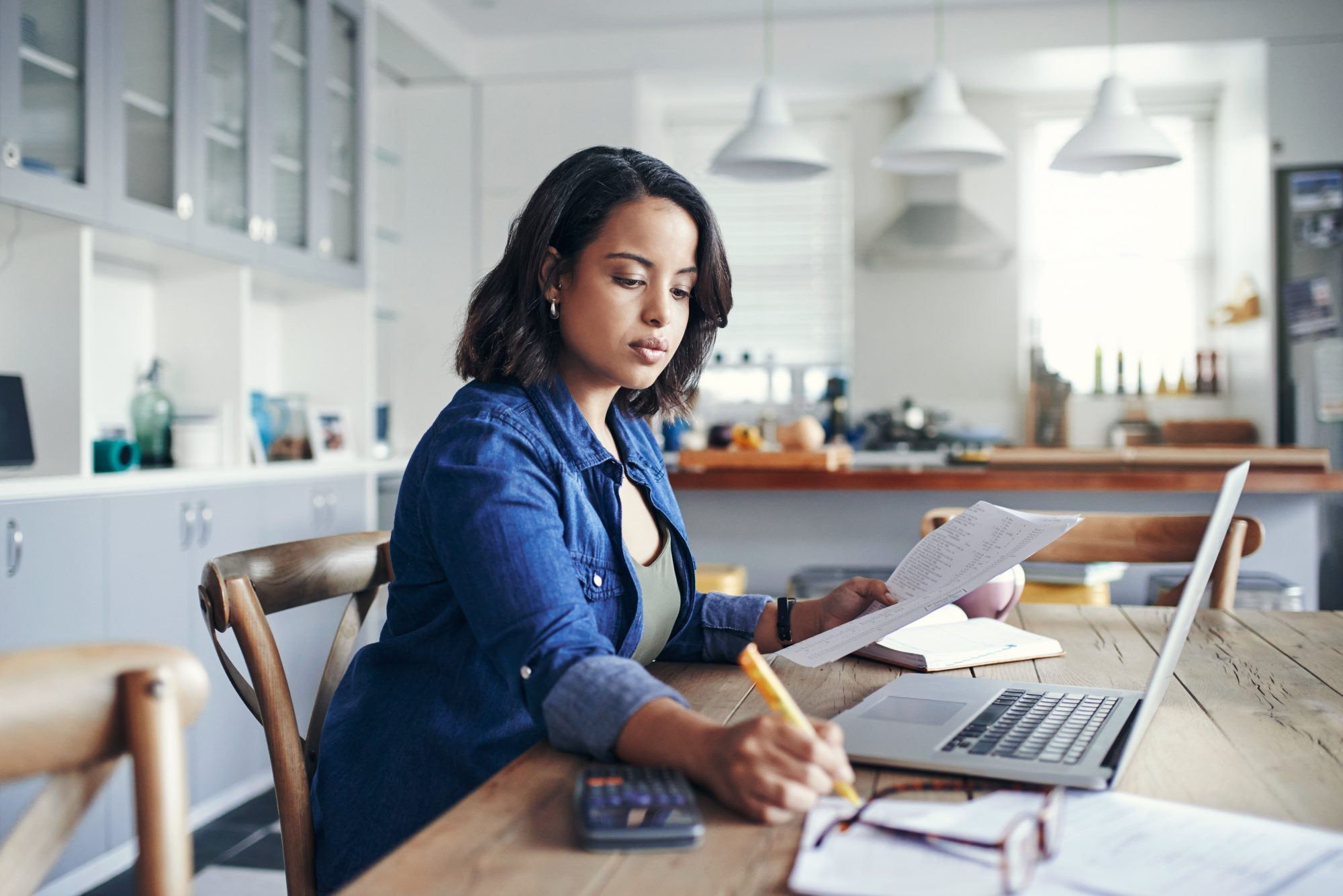 how women's finances changed during panemic