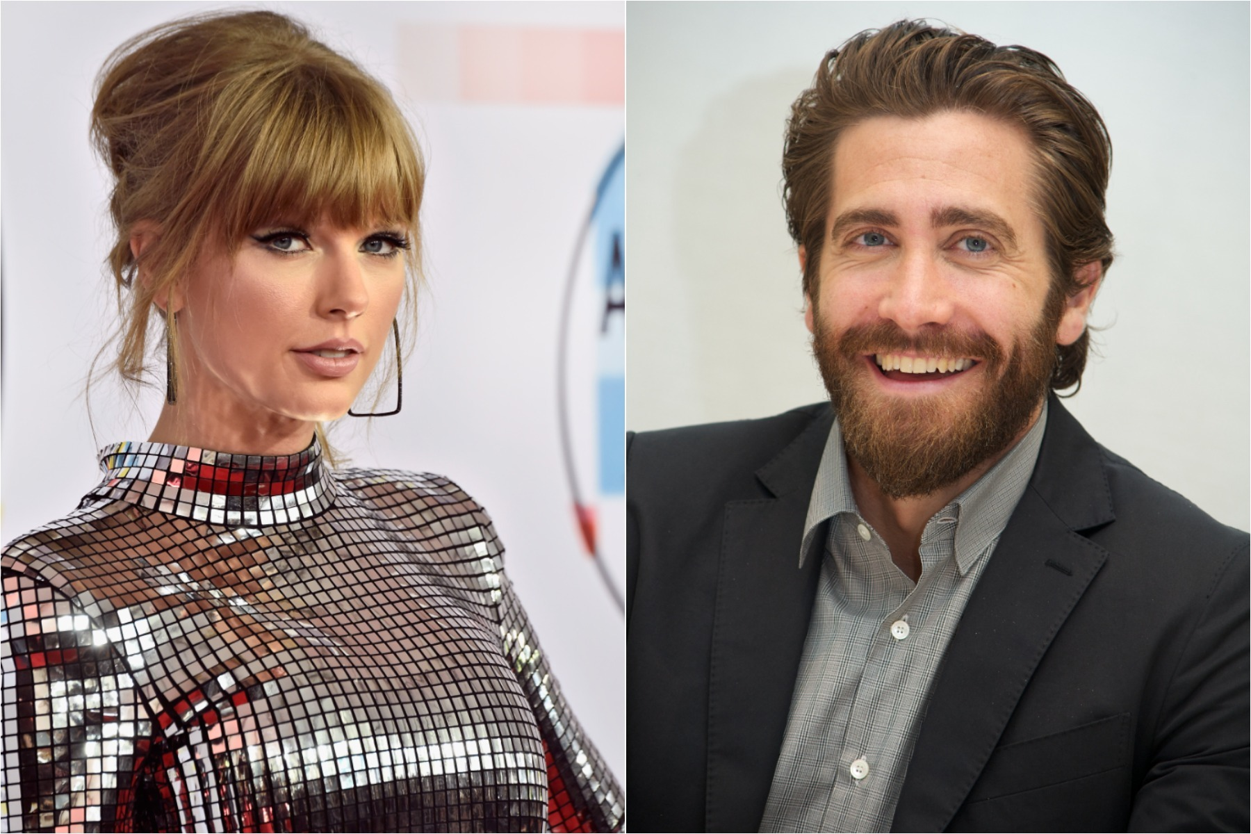 Taylor Swift Jake Gyllenhaal throwback photo