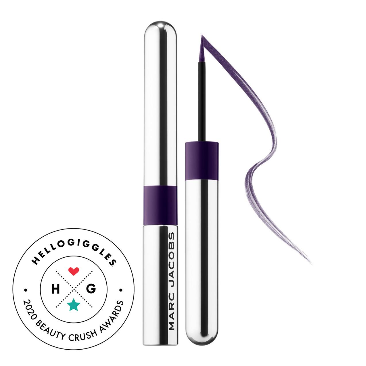 best liquid eyeliners marc jacobs beauty