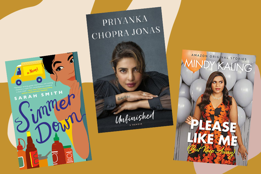 OCTOBER best new books