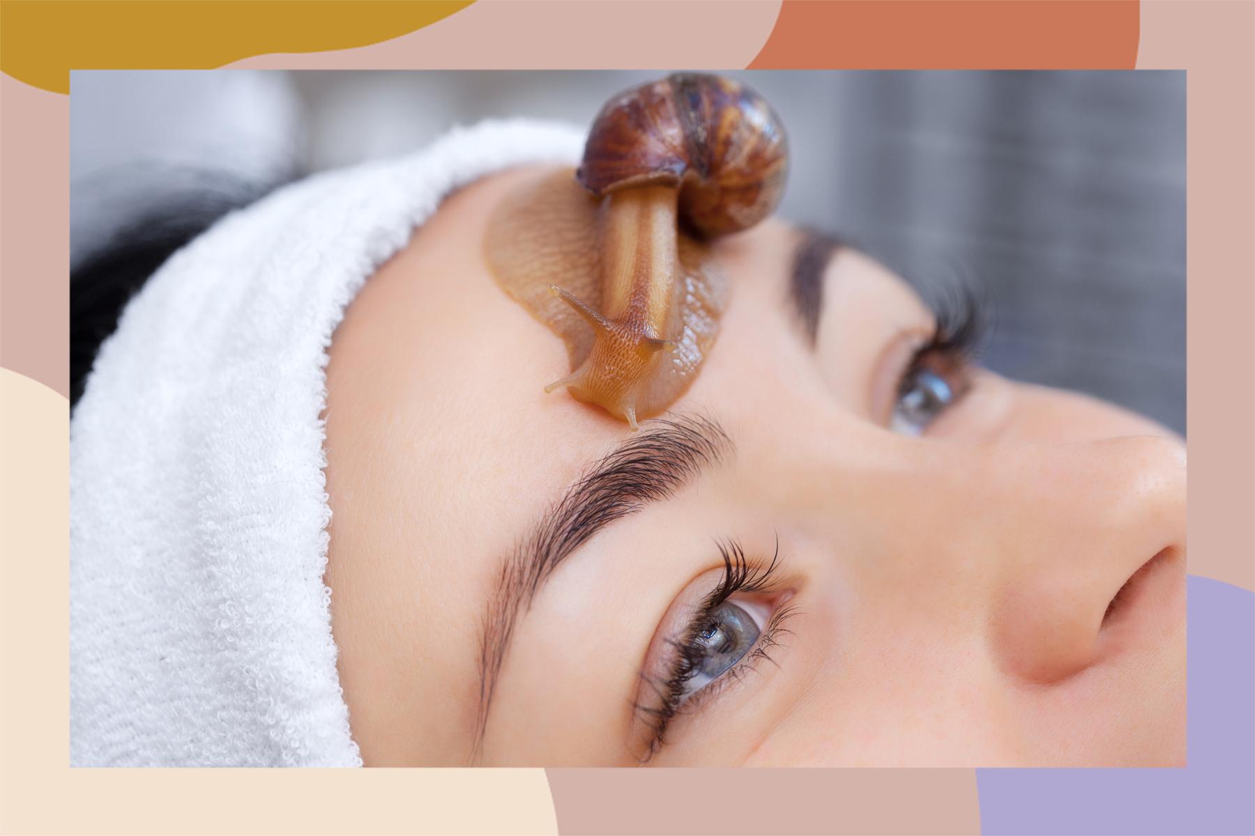 snail mucin skincare