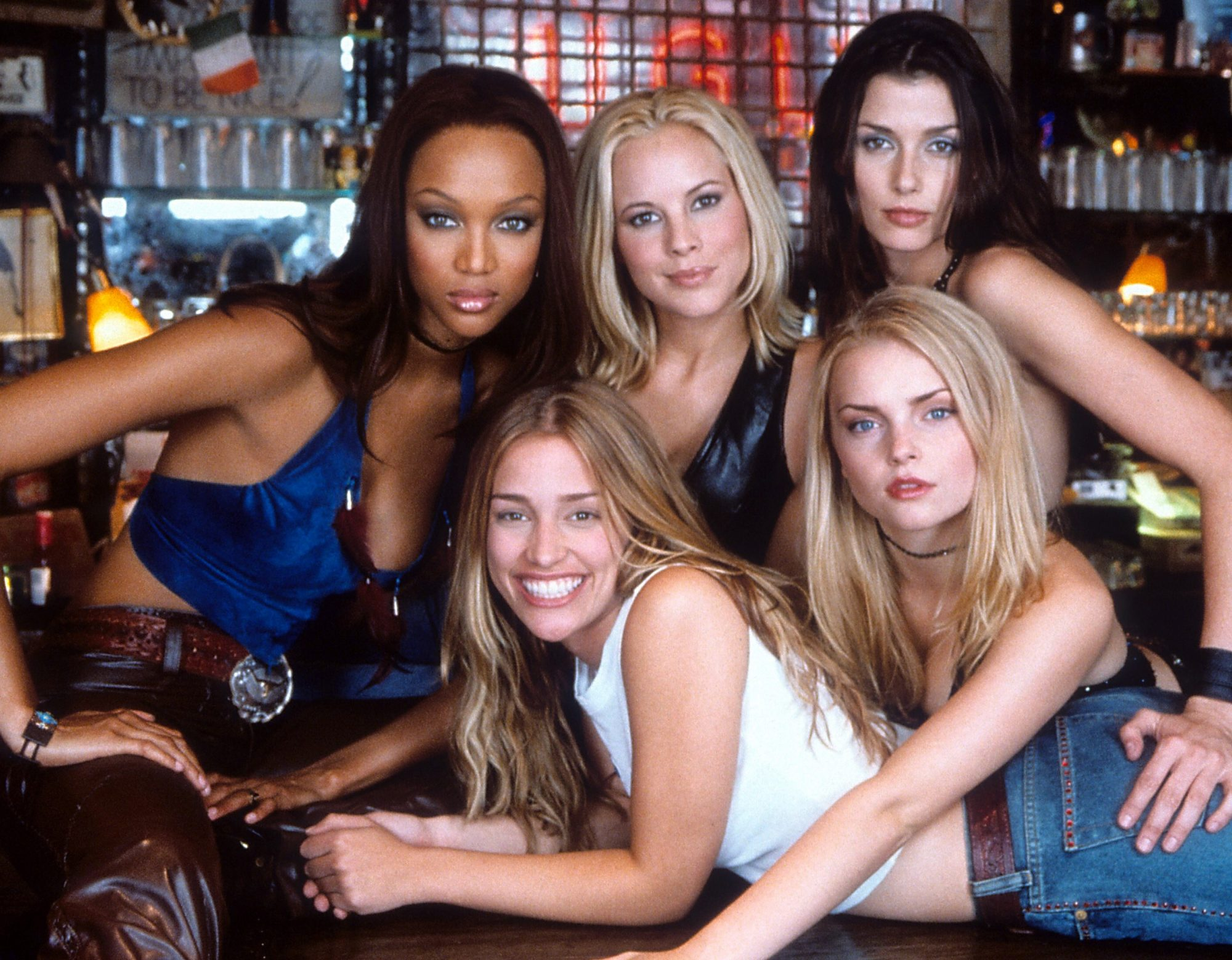 coyote ugly sequel tyra banks
