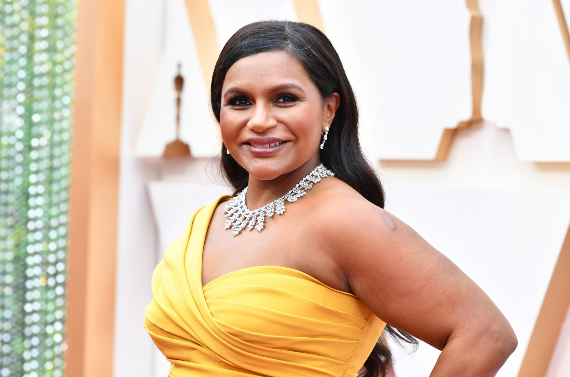 mindy kaling son
