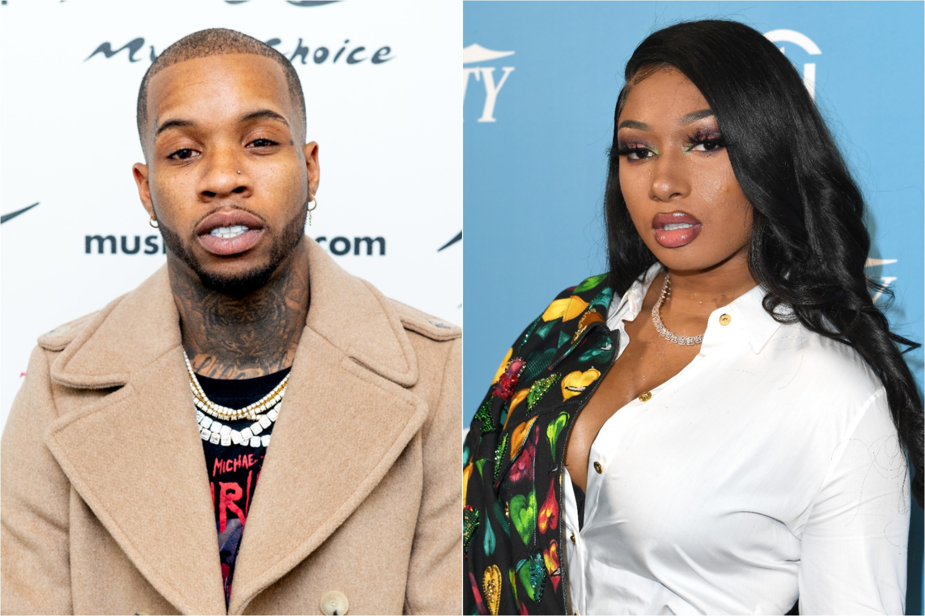 tory lanez charge shooting megan thee stallion
