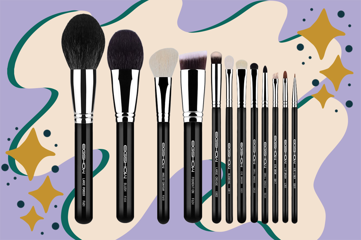 amazon prime day vegan makeup brushes