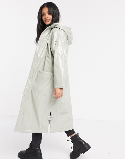 best womens jacket asos raincoat