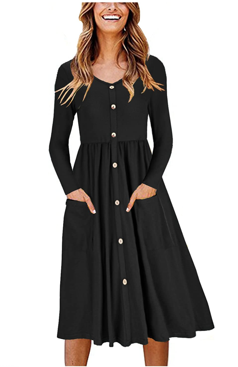 cozy amazon dress