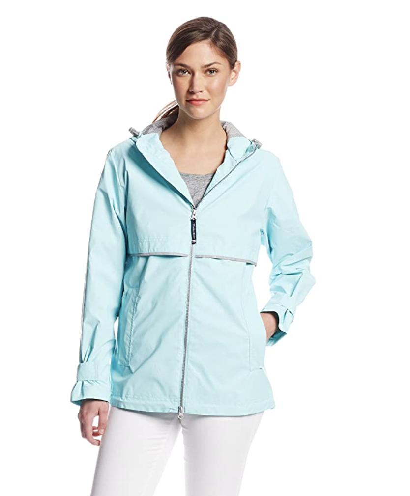 charles river raincoat amazon