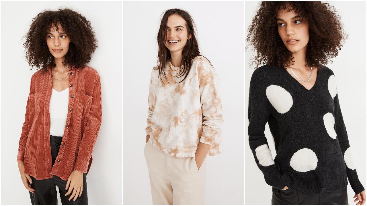 Madewell fall sale 2020 sweaters