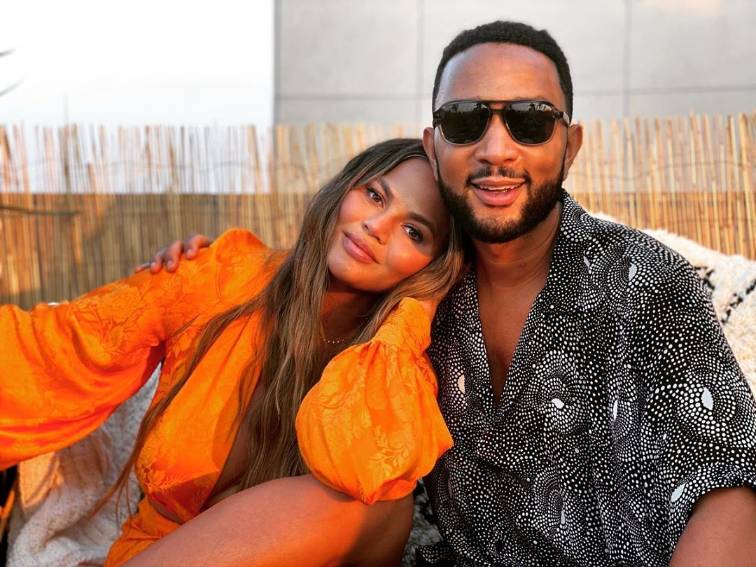 john legend post for chrissy teigen