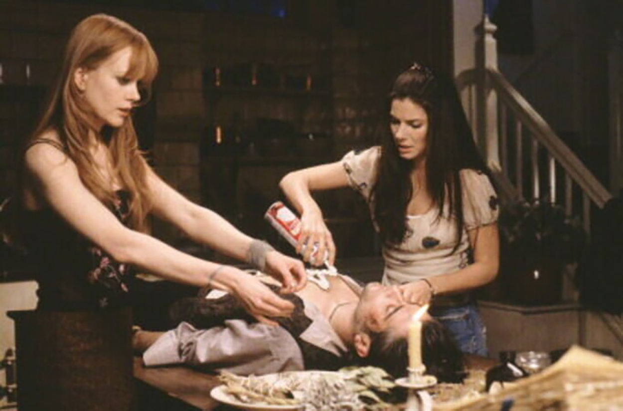 thoughts on practical magic movie