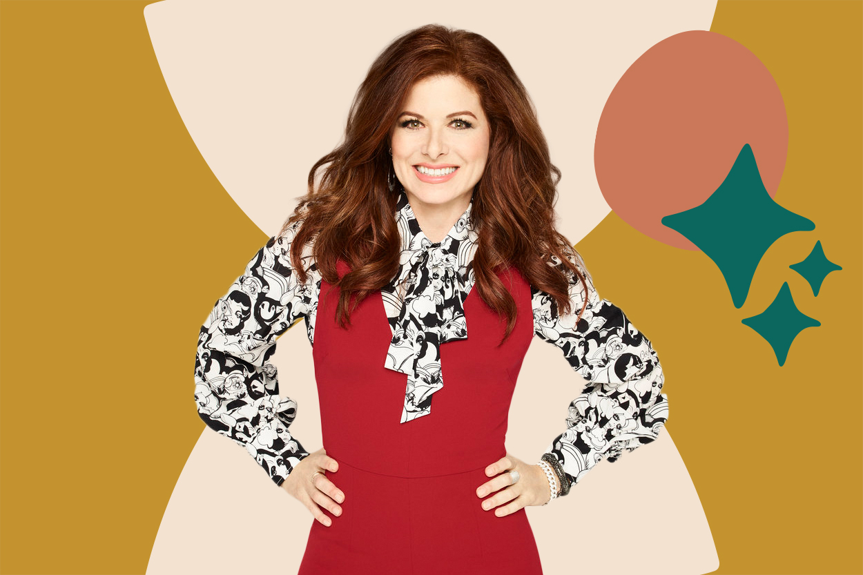 DEBRA MESSINg interview
