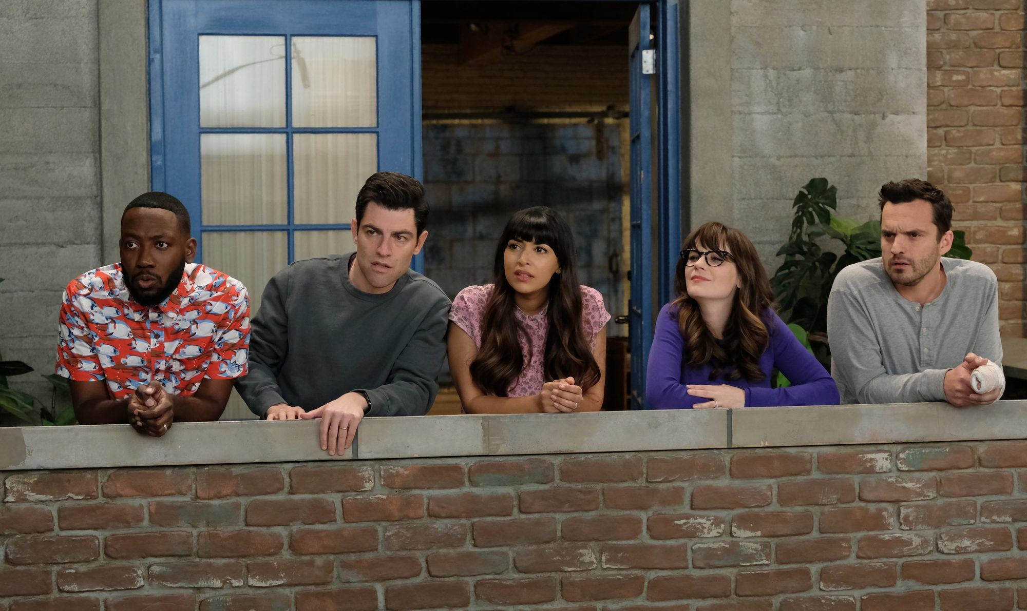 new girl cast reunion vote