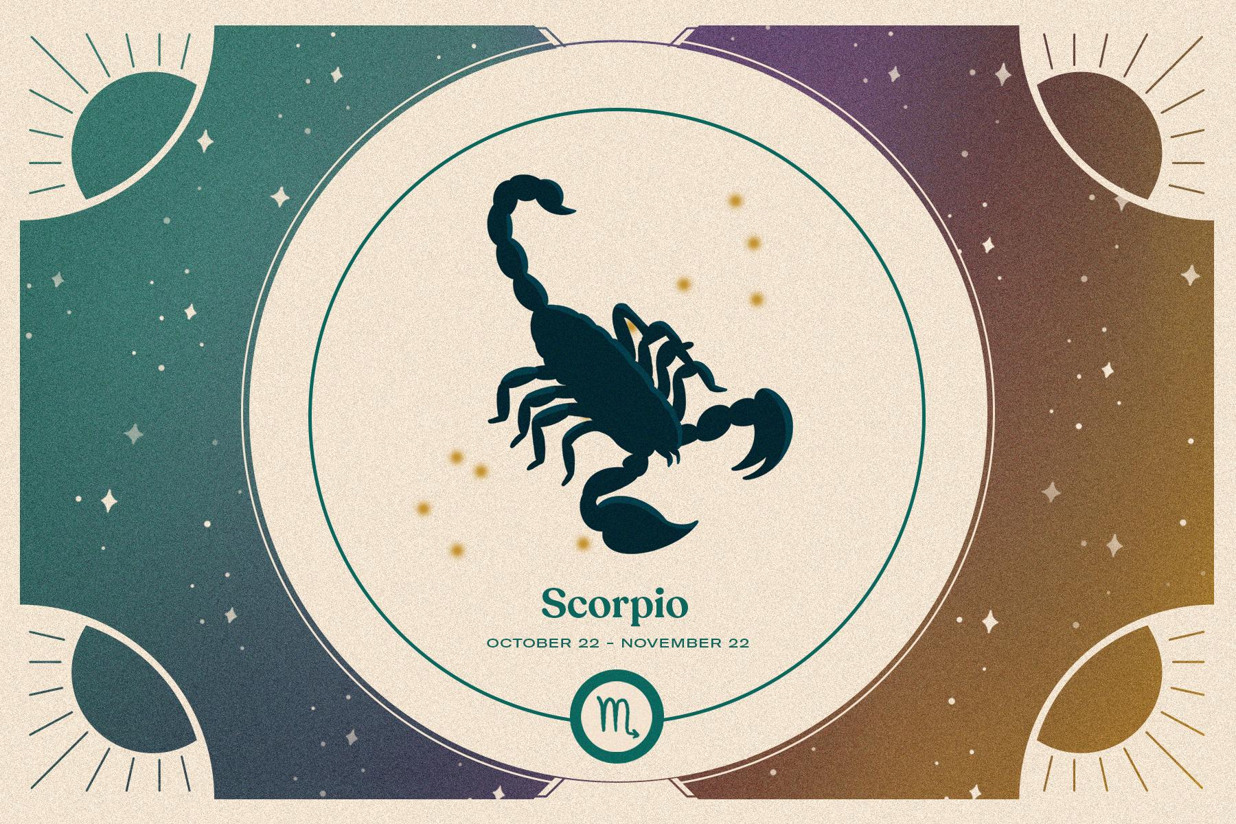 scorpio zodiac sign personality