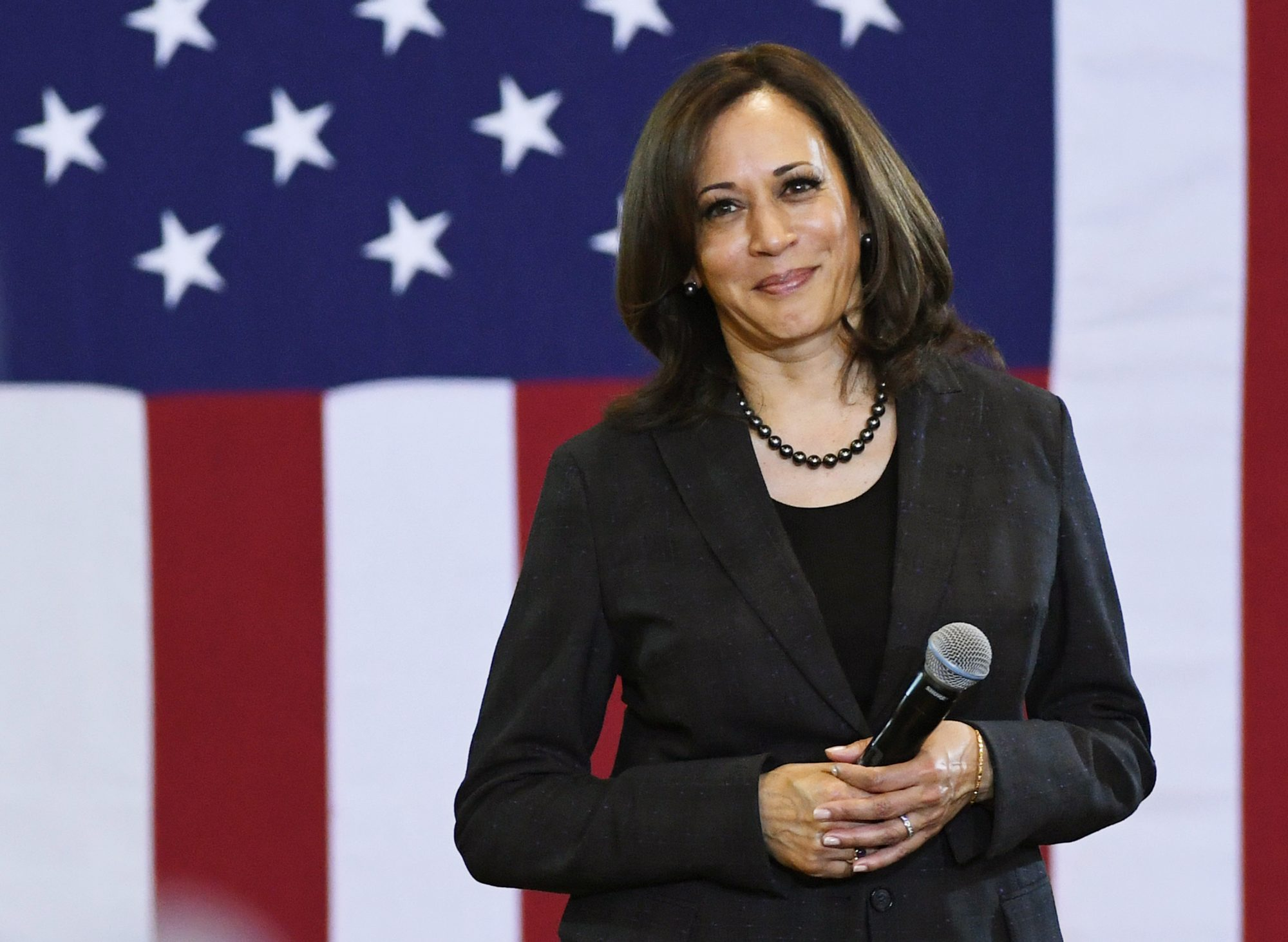 kamala harris code name