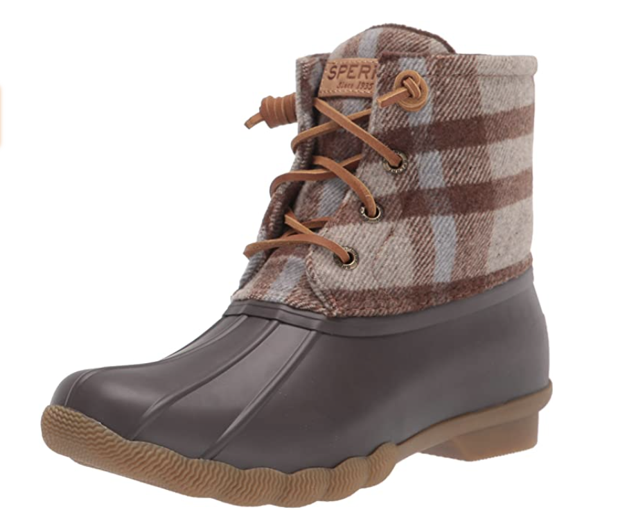 sperry waterproof boots, best winter boots