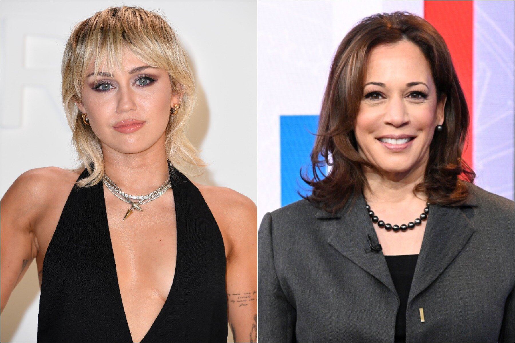 Miley Cyrus Revived Her Instagram Show To Talk To Kamala Harris Hellogiggles
