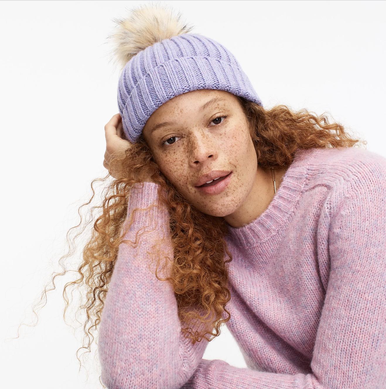 j crew beanie, cute winter hats