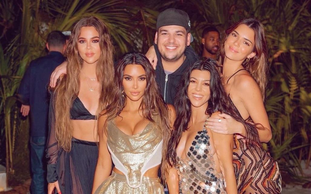 kim kardashian west birthday private island meme