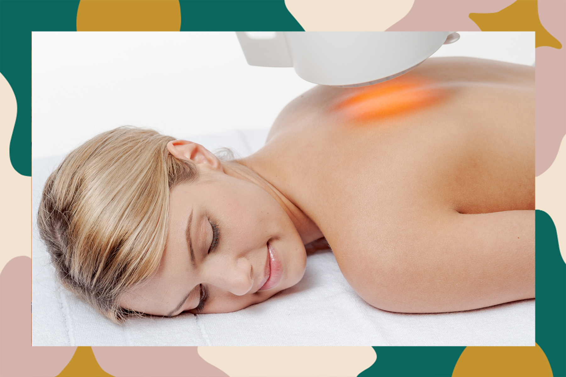 LED light therapy benefits health skin