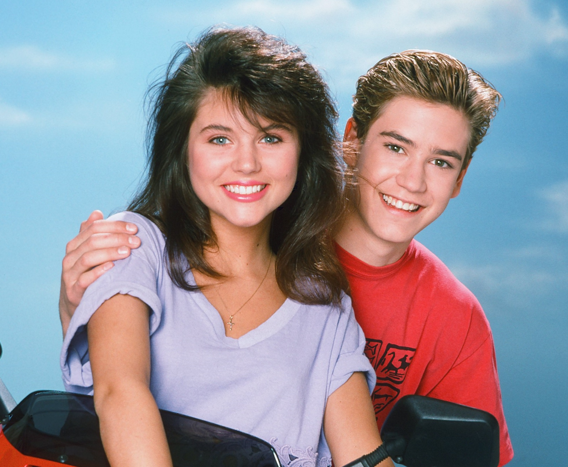 saved by the bell trailer zack and kelly