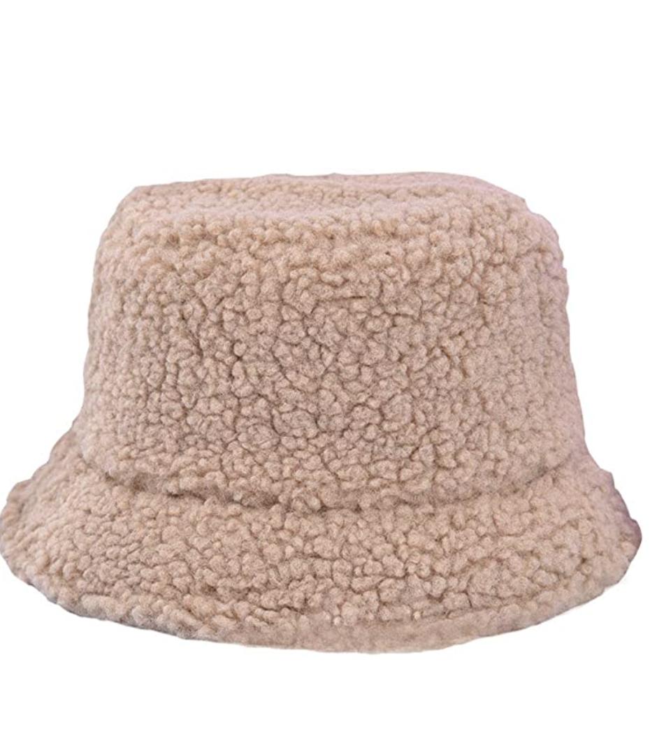 amazon winter bucket hat
