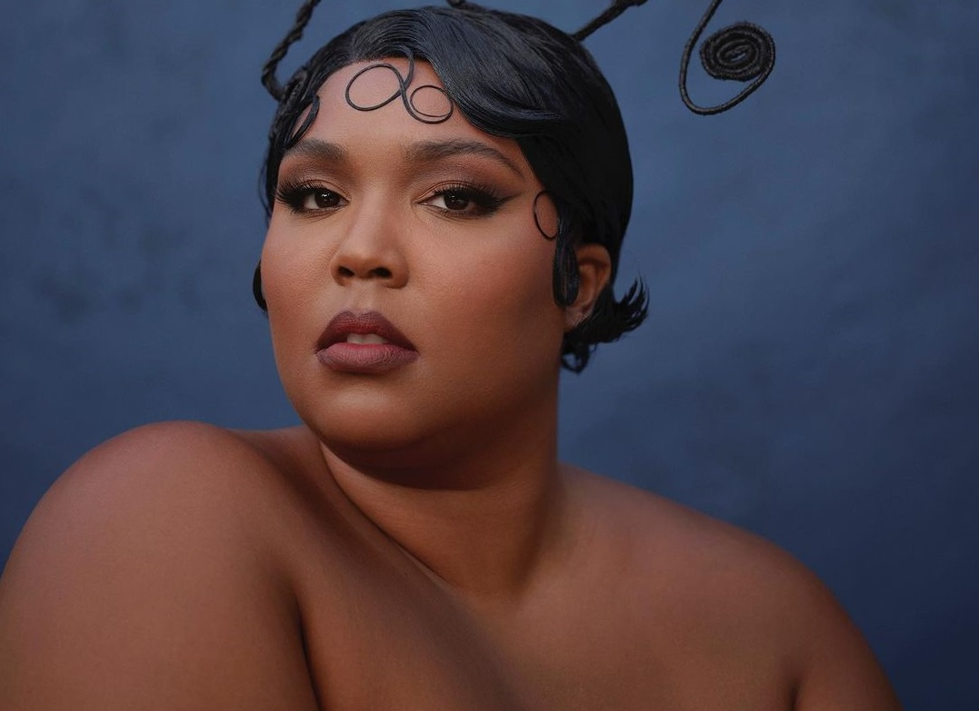 lizzo hair transformation voting