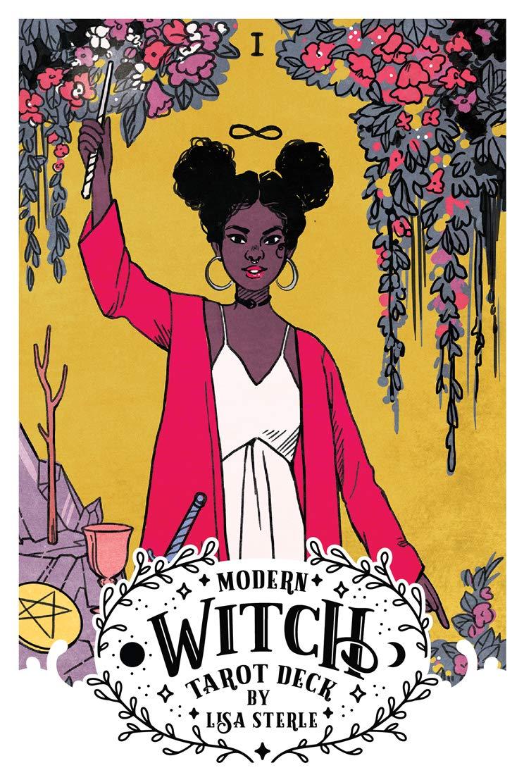modern witch tarot, zodiac sign