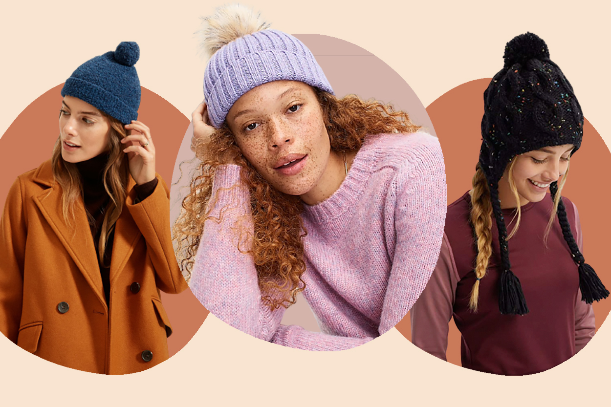 cute winter hats for women