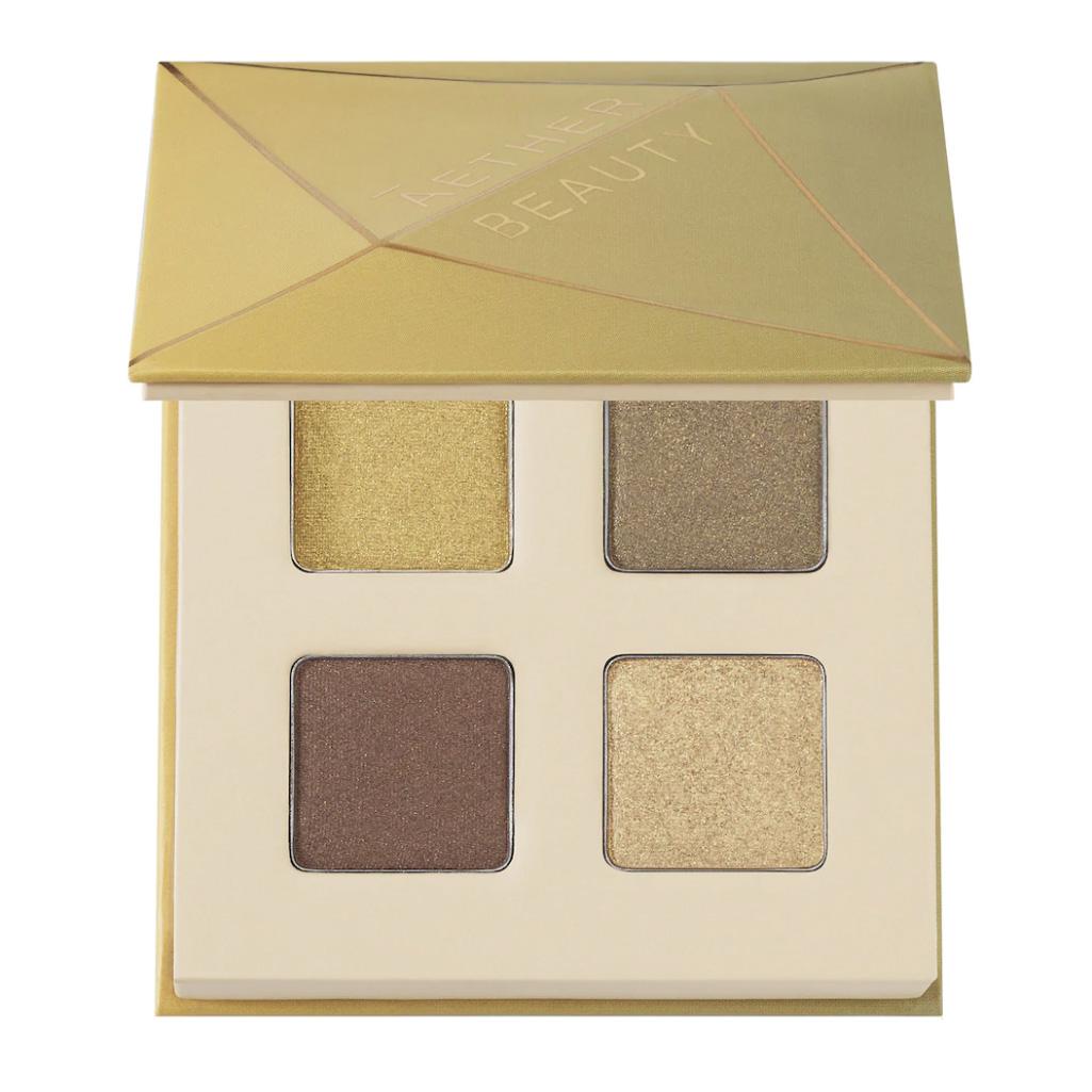 best glitter eyeshadow aether beauty