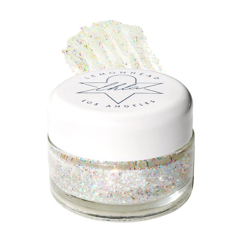 best glitter eyeshadow lemonhead la