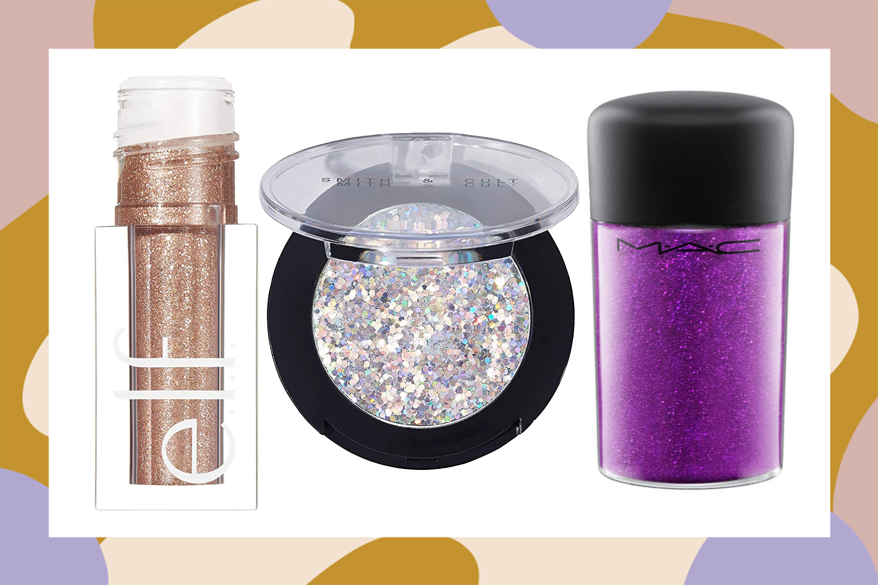best glitter eyeshadows