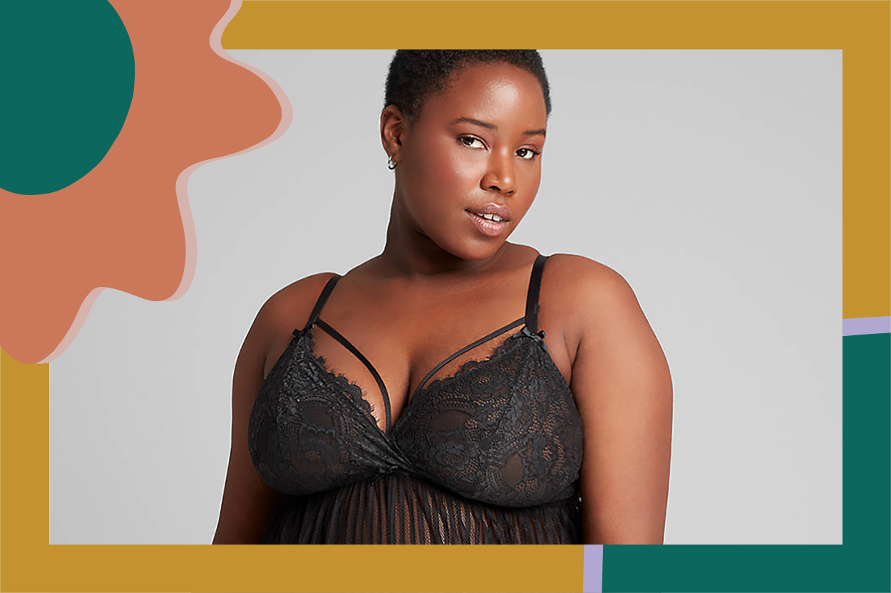 plus size lingerie brands