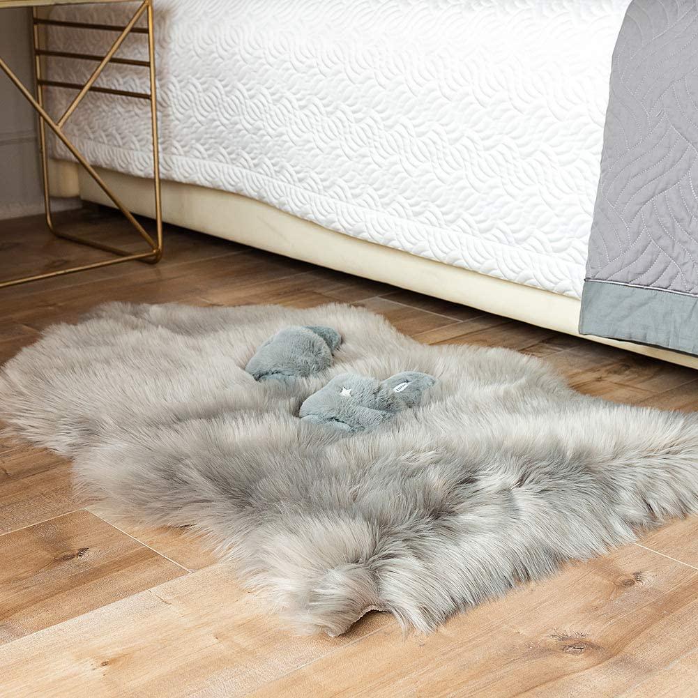 soft faux sheepskin rug cozy items based on zodiac sign