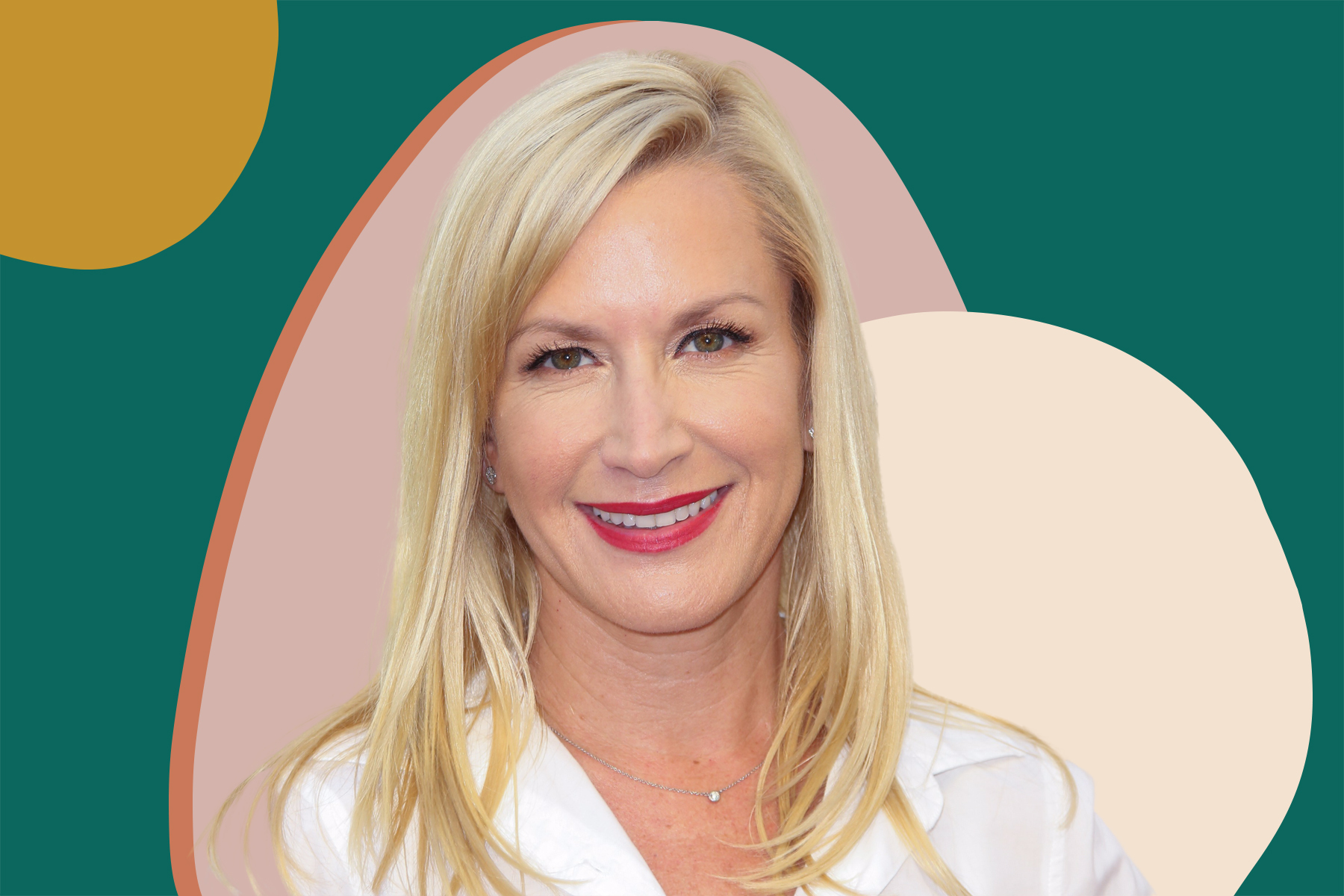 angela kinsey the office interview