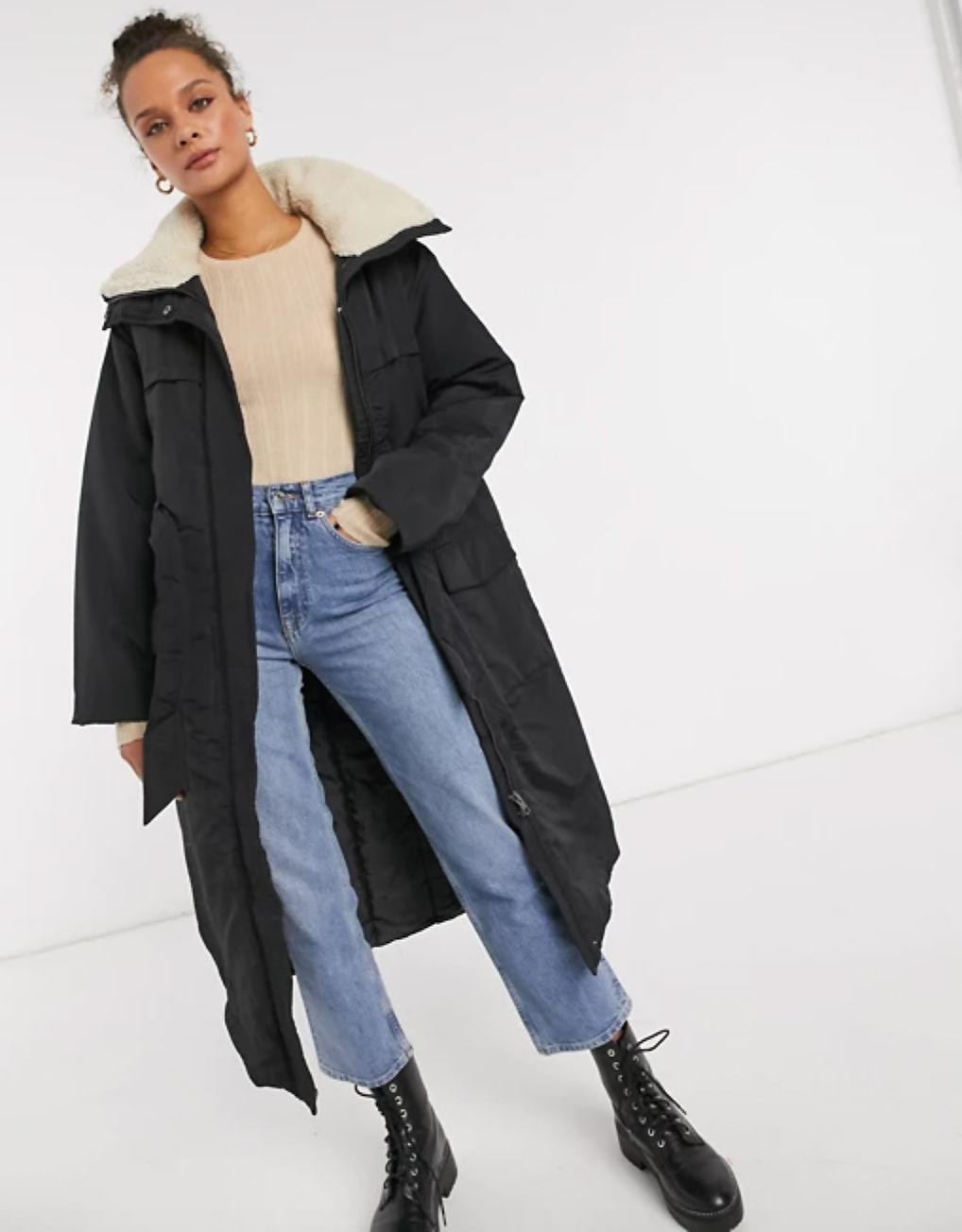 best puffer coats ASOS