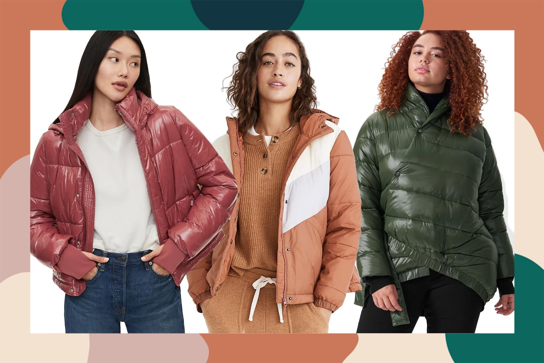 best puffer coats