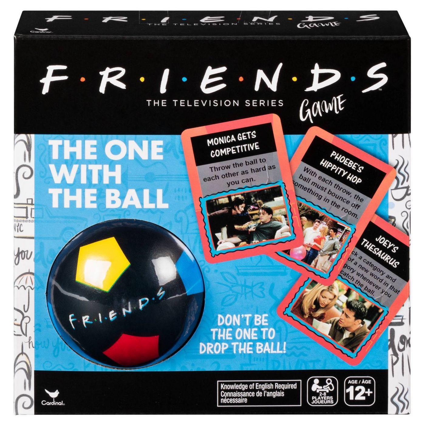 friends trivia game white elephant gift ideas