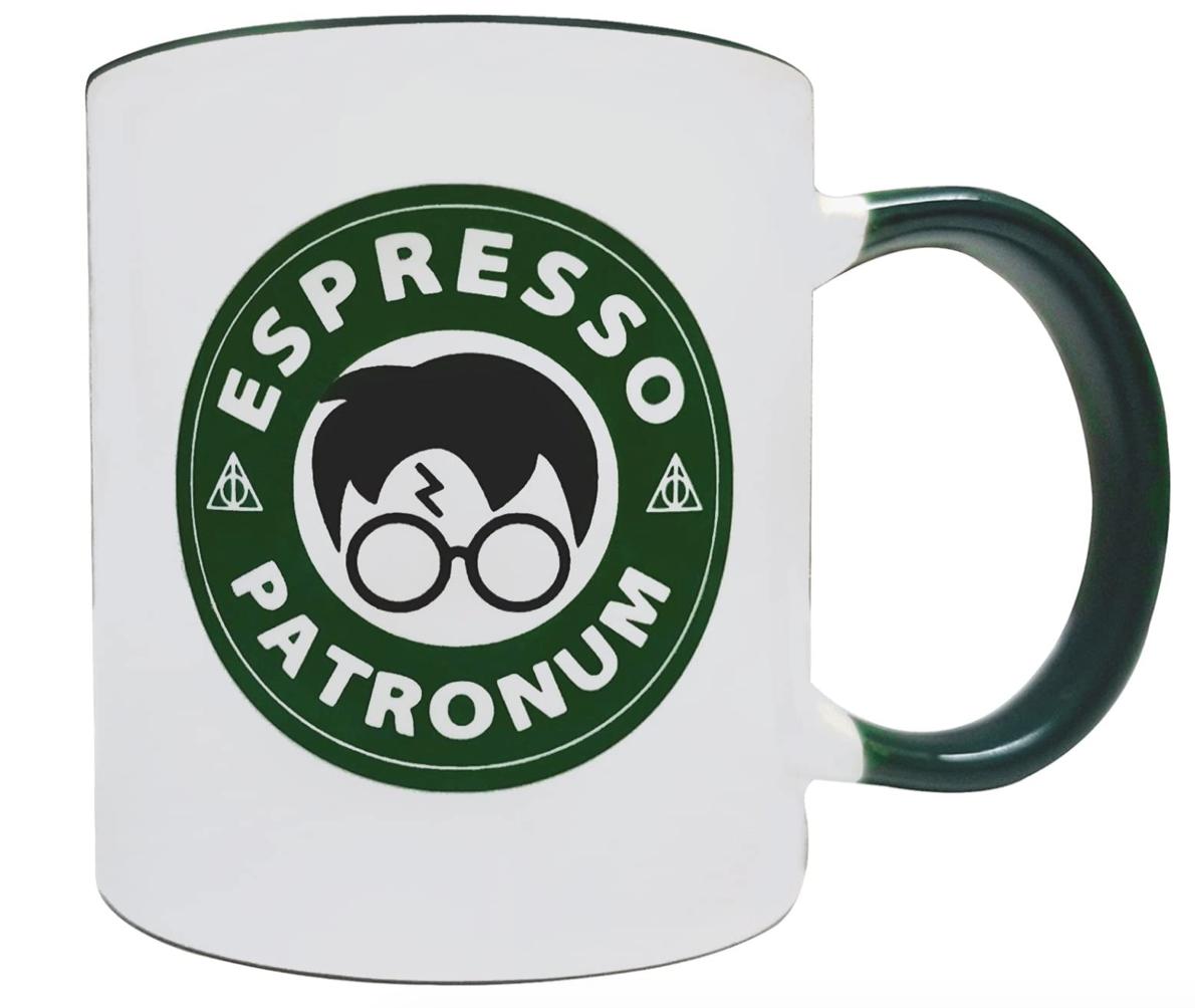 harry potter mug white elephant gift ideas