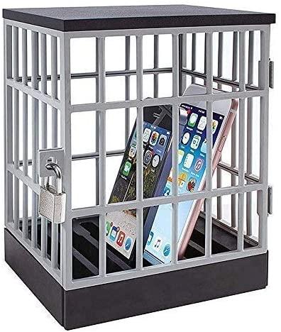 cell phone jail white elephant gift ideas